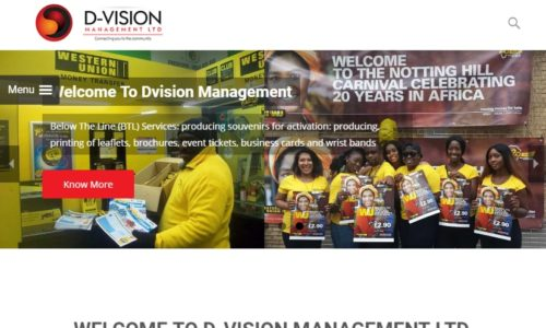 Dvision Management
