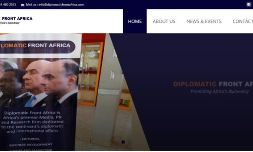 Diplomatic Front Africa